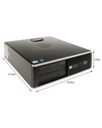 HP 6005  W10pro SFF usato